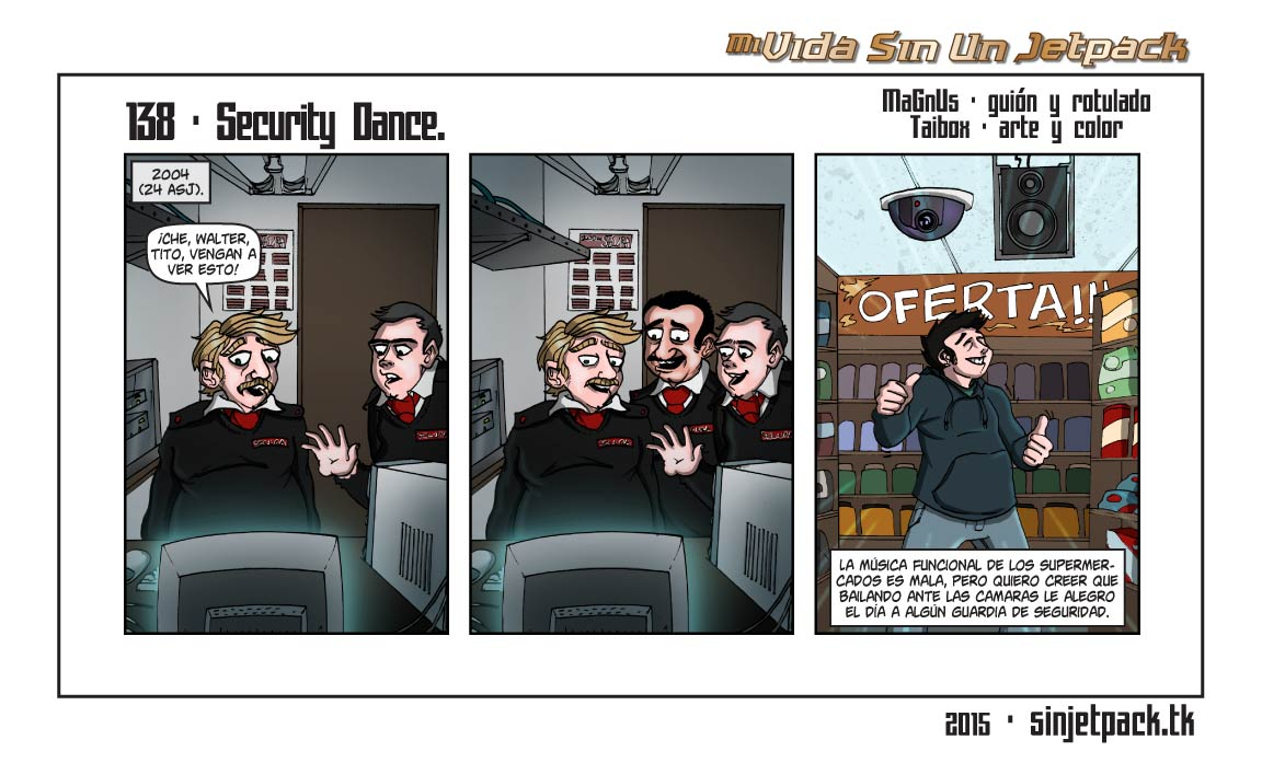 138 - Security Dance.